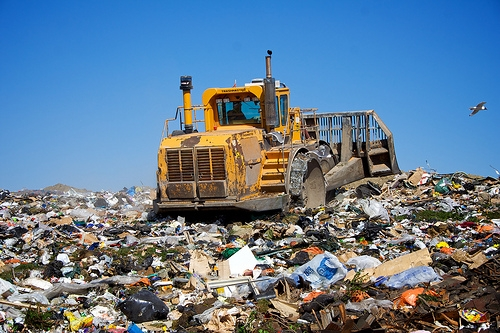 One reason landfills are bad for the environment and our health: all landfills leak, and what they leak is toxic.